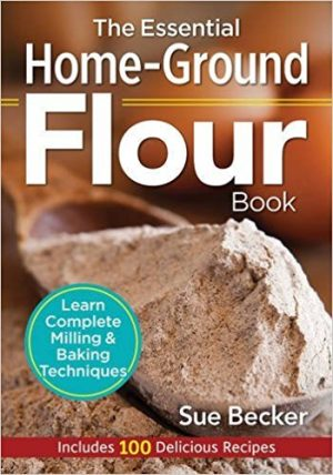 Recipe Book Home ground Flour