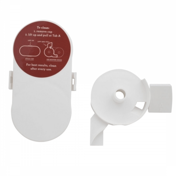 Plus Cyclo-Cap with Air Router