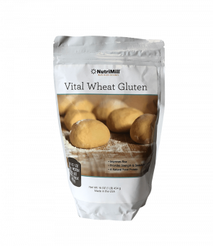 Packet of Vital Wheat Gluten