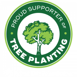 Proud Supporter of Tree Planing Arbor Day Foundation NutriMill
